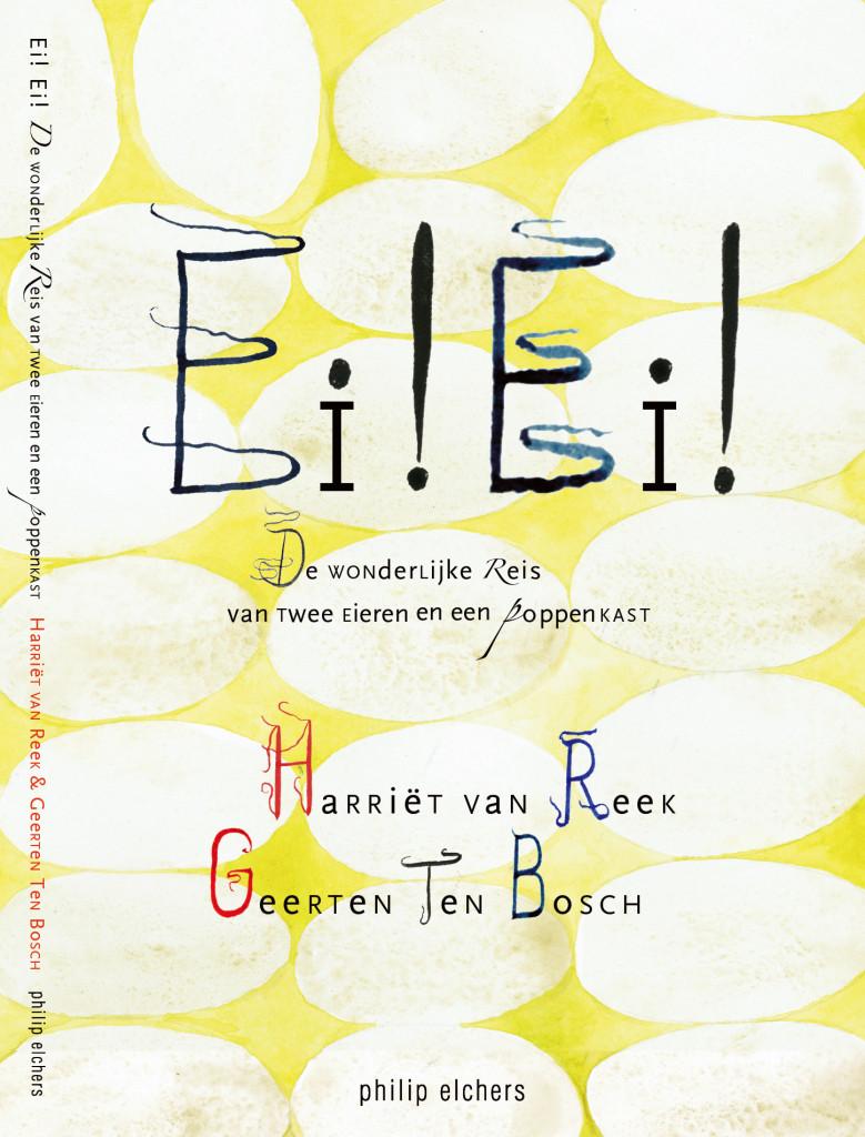 Banketje, Ei! Ei! ,                               book, art, villa-augustus, childrenbook, egg,